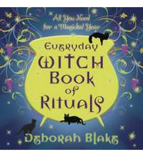 Everyday Witch Book of Rituals - All You Need for a Magickal Year at All Wicca Store Magickal Supplies, Wiccan Supplies, Wicca Books, Pagan Jewelry, Altar Statues