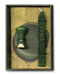 Celtic Sealing Wax with Seal All Wicca Store Magickal Supplies Wiccan Supplies, Wicca Books, Pagan Jewelry, Altar Statues