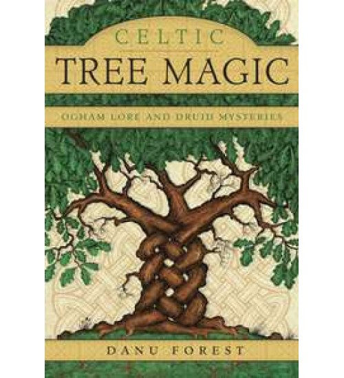 Celtic Tree Magic - Ogham Lore and Druid Mysteries at All Wicca Store Magickal Supplies, Wiccan Supplies, Wicca Books, Pagan Jewelry, Altar Statues