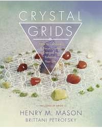Crystal Grids - How to Combine and Focus Crystal Energies All Wicca Store Magickal Supplies Wiccan Supplies, Wicca Books, Pagan Jewelry, Altar Statues