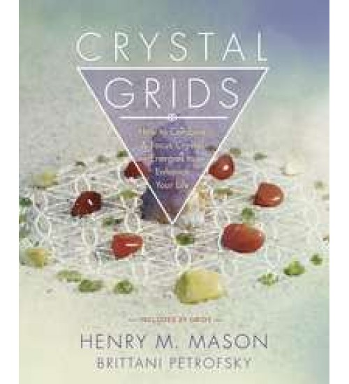 Crystal Grids - How to Combine and Focus Crystal Energies at All Wicca Store Magickal Supplies, Wiccan Supplies, Wicca Books, Pagan Jewelry, Altar Statues