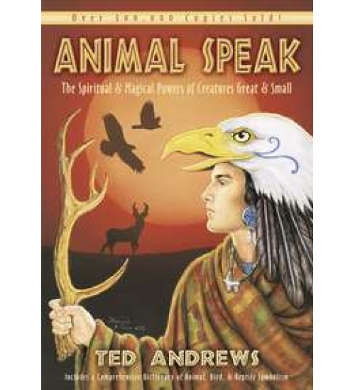 Animal Speak Book at All Wicca Store Magickal Supplies, Wiccan Supplies, Wicca Books, Pagan Jewelry, Altar Statues