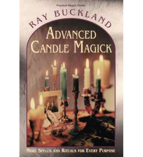 Advanced Candle Magick at All Wicca Magical Supplies, Wiccan Supplies, Wicca Books, Pagan Jewelry, Altar Statues