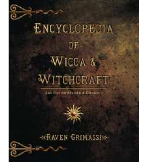 Encyclopedia of Wicca and Witchcraft Book at All Wicca Store Magickal Supplies, Wiccan Supplies, Wicca Books, Pagan Jewelry, Altar Statues