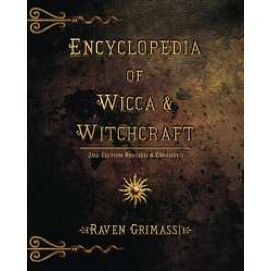 Encyclopedia of Wicca and Witchcraft Book