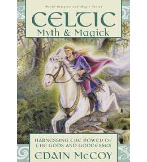 Celtic Myth and Magick - Harness the Power of the Gods at All Wicca Store Magickal Supplies, Wiccan Supplies, Wicca Books, Pagan Jewelry, Altar Statues