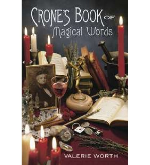 Crone's Book of Magical Words at All Wicca Store Magickal Supplies, Wiccan Supplies, Wicca Books, Pagan Jewelry, Altar Statues