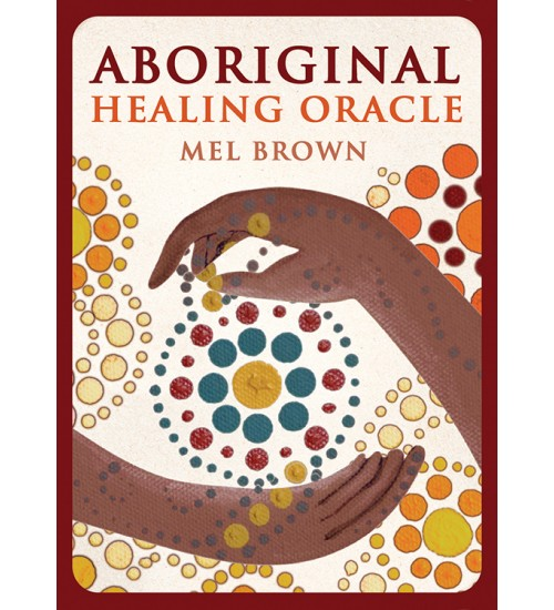 Aboriginal Healing Oracle at All Wicca Store Magickal Supplies, Wiccan Supplies, Wicca Books, Pagan Jewelry, Altar Statues