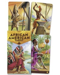 African American Tarot Cards Deck All Wicca Store Magickal Supplies Wiccan Supplies, Wicca Books, Pagan Jewelry, Altar Statues