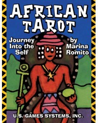African Tarot Mini Cards