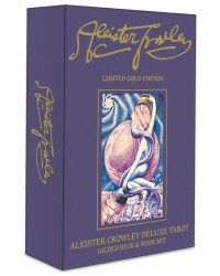 Aleister Crowley Deluxe Tarot: Gilded Set