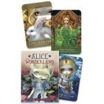 Alice the Wonderland Oracle Cards Deck
