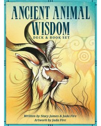 Ancient Animal Wisdom Oracle Set