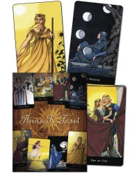 Anna K Tarot Cards All Wicca Store Magickal Supplies Wiccan Supplies, Wicca Books, Pagan Jewelry, Altar Statues