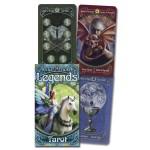 Anne Stokes Legends Tarot Cards Deck