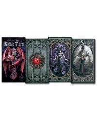 Anne Stokes Gothic Tarot Card Deck All Wicca Store Magickal Supplies Wiccan Supplies, Wicca Books, Pagan Jewelry, Altar Statues