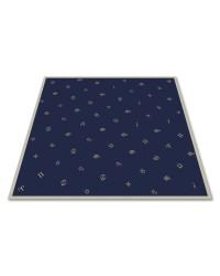 Astrology Embroidered Velvet Cloth