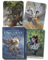 Barbieri Unicorns Oracle Cards All Wicca Store Magickal Supplies Wiccan Supplies, Wicca Books, Pagan Jewelry, Altar Statues
