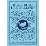 Blue Bird Lenormand Cards