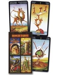 Bosch Tarot Card Deck - Multilingual Tarot Cards All Wicca Store Magickal Supplies Wiccan Supplies, Wicca Books, Pagan Jewelry, Altar Statues