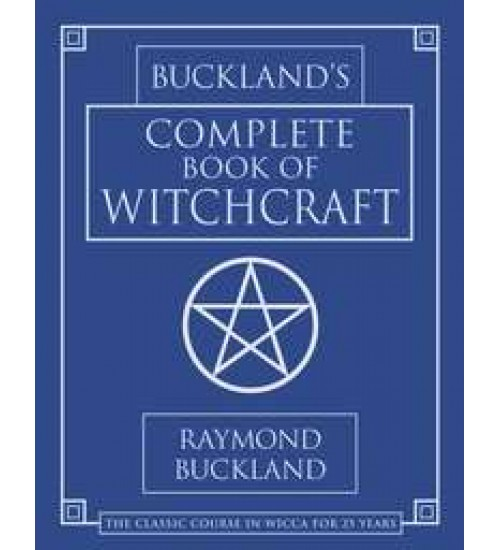 Bucklands Complete Book of Witchcraft at All Wicca Store Magickal Supplies, Wiccan Supplies, Wicca Books, Pagan Jewelry, Altar Statues