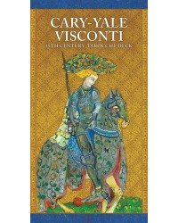 Cary-Yale Visconti 15th Century Tarocchi Tarot Cards Deck