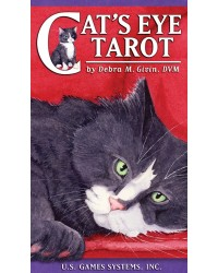 Cat's Eye Tarot Cards Deck