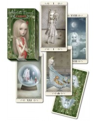 Ceccoli Tarot Card Deck - Nicoletta Ceccoli All Wicca Store Magickal Supplies Wiccan Supplies, Wicca Books, Pagan Jewelry, Altar Statues