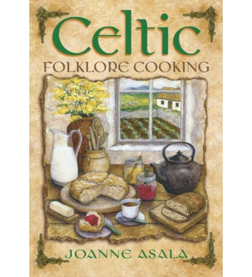 Celtic Folklore Cooking at All Wicca Store Magickal Supplies, Wiccan Supplies, Wicca Books, Pagan Jewelry, Altar Statues