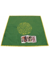 Celtic Labyrinth Cloth All Wicca Store Magickal Supplies Wiccan Supplies, Wicca Books, Pagan Jewelry, Altar Statues
