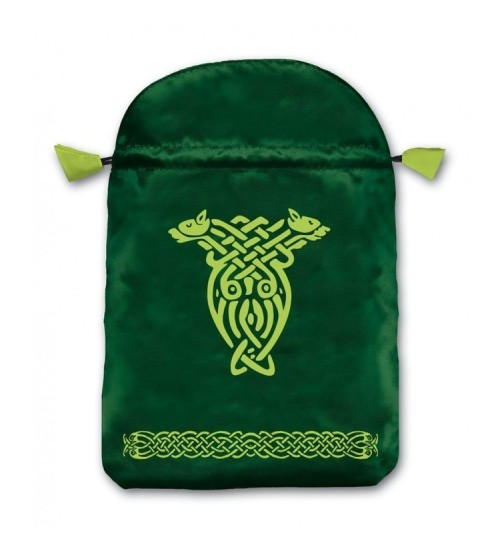 Celtic Satin Bag at All Wicca Store Magickal Supplies, Wiccan Supplies, Wicca Books, Pagan Jewelry, Altar Statues