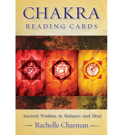 Chakra Reading Cards at All Wicca Store Magickal Supplies, Wiccan Supplies, Wicca Books, Pagan Jewelry, Altar Statues