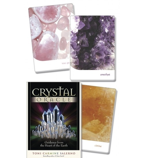 Crystal Oracle Cards at All Wicca Store Magickal Supplies, Wiccan Supplies, Wicca Books, Pagan Jewelry, Altar Statues