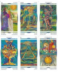 Crystal Tarot Card Deck All Wicca Store Magickal Supplies Wiccan Supplies, Wicca Books, Pagan Jewelry, Altar Statues