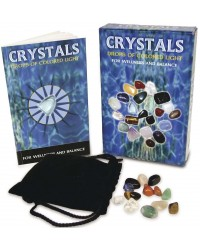 Crystals - Drops of Light Gemstone Kit All Wicca Magickal Supplies Wiccan Supplies, Wicca Books, Pagan Jewelry, Altar Statues