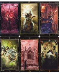 Dark Fairytale Tarot Card Deck All Wicca Store Magickal Supplies Wiccan Supplies, Wicca Books, Pagan Jewelry, Altar Statues