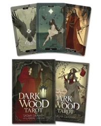Dark Wood Tarot Cards