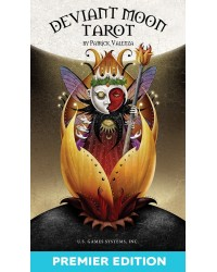 Deviant Moon Tarot Cards Deck - Premier Edition