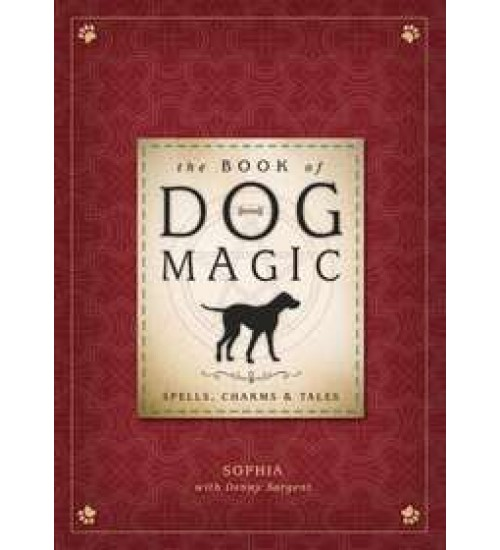 The Book of Dog Magic at All Wicca Store Magickal Supplies, Wiccan Supplies, Wicca Books, Pagan Jewelry, Altar Statues