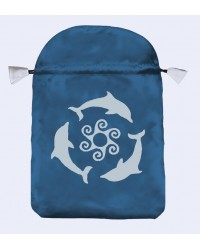 Dolphins Tarot Bag All Wicca Store Magickal Supplies Wiccan Supplies, Wicca Books, Pagan Jewelry, Altar Statues
