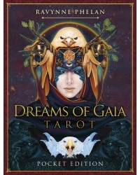 Dreams Of Gaia Tarot Cards (Pocket Edition) All Wicca Store Magickal Supplies Wiccan Supplies, Wicca Books, Pagan Jewelry, Altar Statues