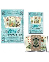 Easy Lenormand Oracle Card Set