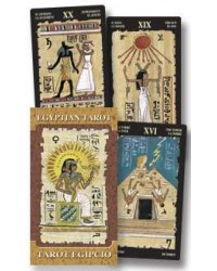 Egyptian Tarot Card Deck All Wicca Store Magickal Supplies Wiccan Supplies, Wicca Books, Pagan Jewelry, Altar Statues