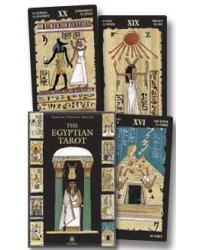 Egyptian Tarot Cards Boxed Kit All Wicca Store Magickal Supplies Wiccan Supplies, Wicca Books, Pagan Jewelry, Altar Statues