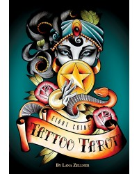 Eight Coins' Tattoo Tarot Cards