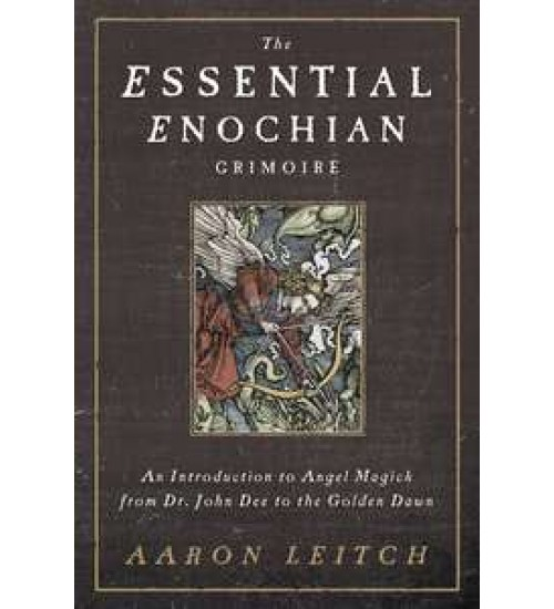 Essential Enochian Grimoire at All Wicca Store Magickal Supplies, Wiccan Supplies, Wicca Books, Pagan Jewelry, Altar Statues