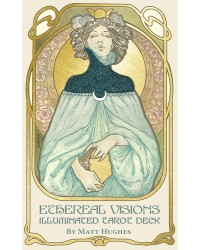 Ethereal Visions: Illuminated Tarot Cards Deck