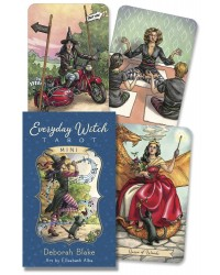 Everyday Witch Tarot Mini Cards All Wicca Store Magickal Supplies Wiccan Supplies, Wicca Books, Pagan Jewelry, Altar Statues