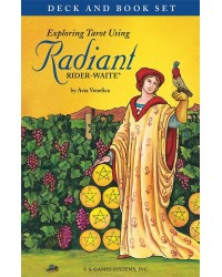 Exploring Tarot Using Radiant Rider-Waite Tarot Card Set