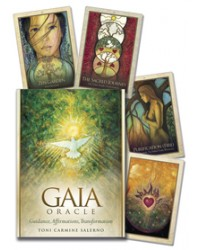Gaia Oracle Card Deck All Wicca Store Magickal Supplies Wiccan Supplies, Wicca Books, Pagan Jewelry, Altar Statues